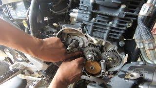 Yamaha FZ25 Hard Shifting Gear FIX (Mizo)