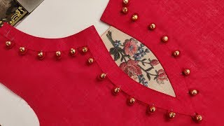 Creative Neck Design || Latest Neck Design Cutting & Stitching by Sheree boutique thumbnail