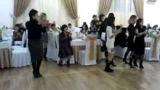 Свадьба  Аслан и Лаура  29 10 2011  Ресторан  Новая Адыгея  ч  2
