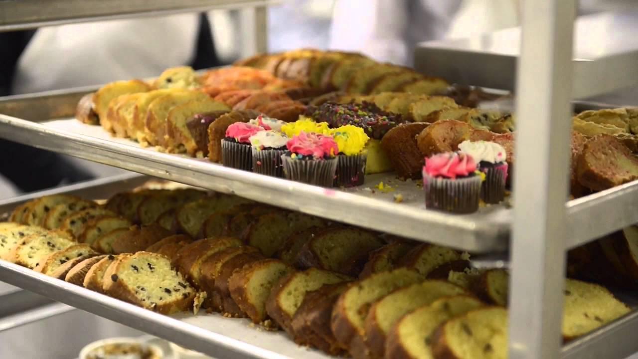 Blue Ribbon Bakery Kitchen A New Look For The Kansas City Community Kitchen Youtube