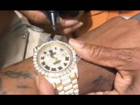 Rich The Kid And Famous Dex Get Their Diamonds Tested