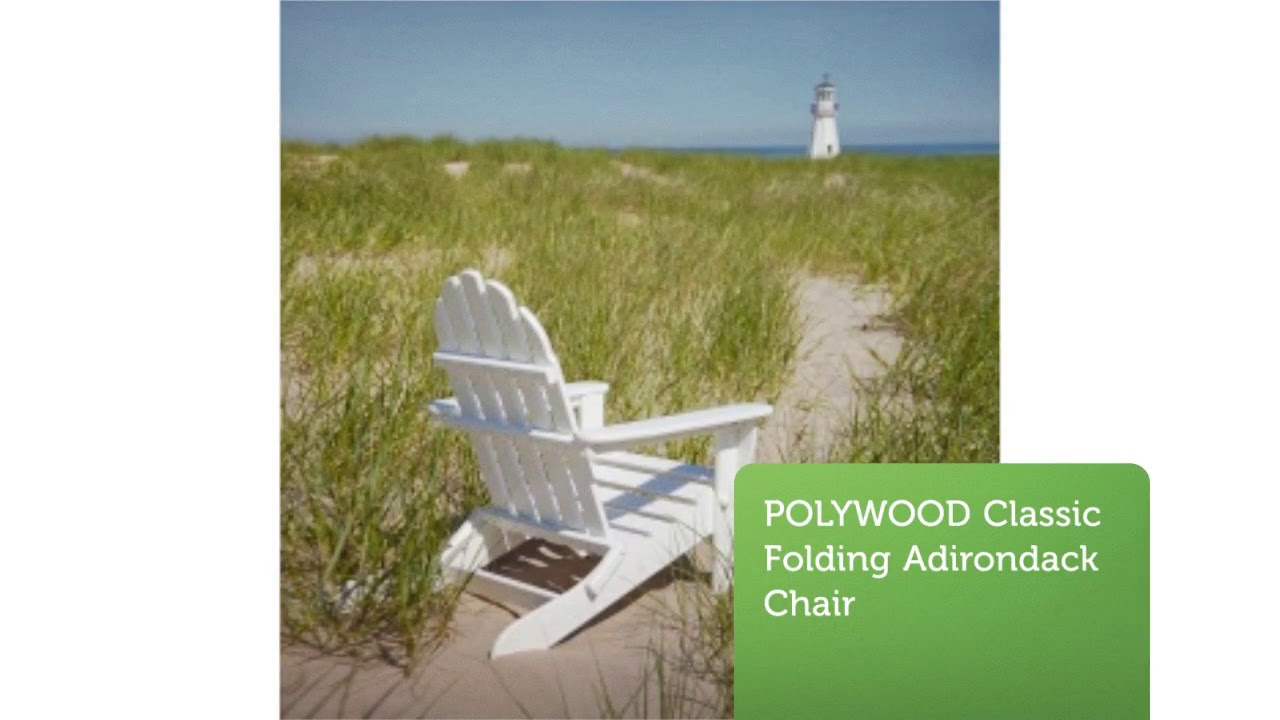 Buy Polywood Classic Adirondack at Polywood Furniture | 877-876-5996