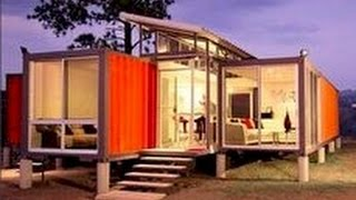 Plans & Instructions On How To Design & Build Your Own Container Home!
