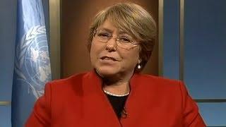 Día Internacional de la Mujer - Mensaje de Michelle Bachelet, Directora Ejecutiva de ONU Mujeres