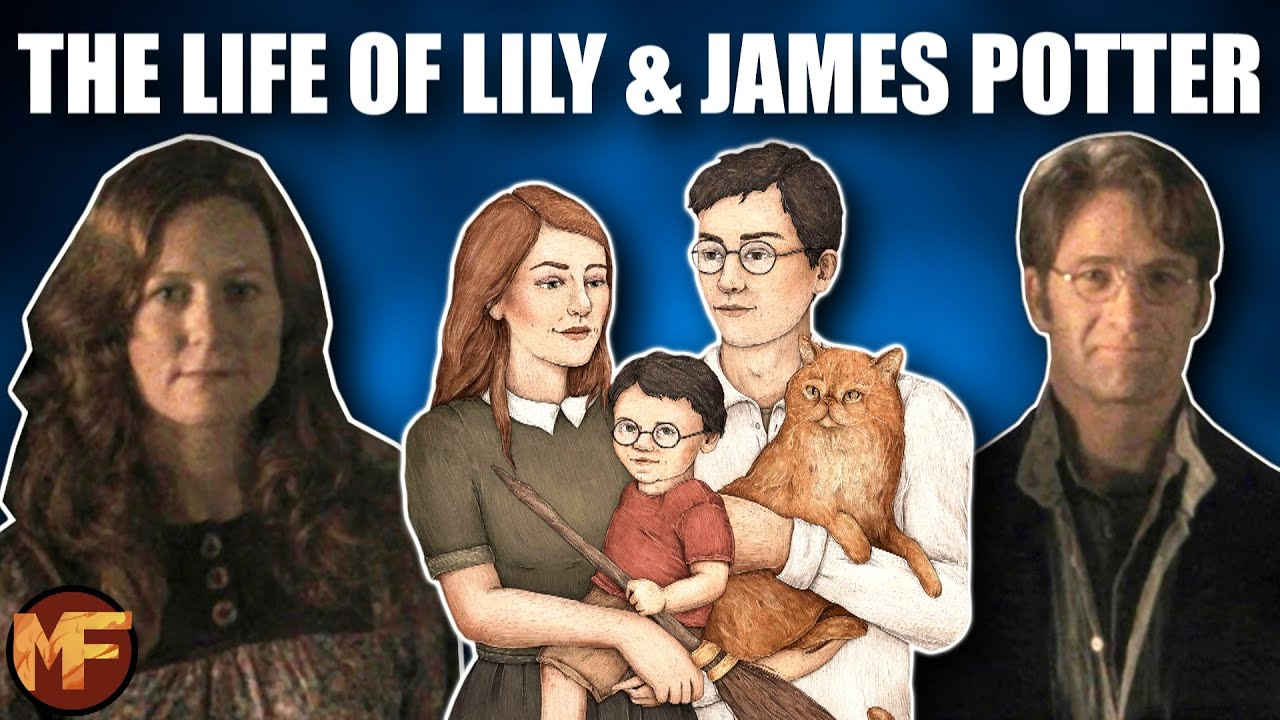 Download The Life of Lily & James Potter (Harry Potter Explained)