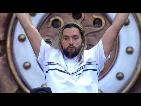 Salvatore Ganacci - tomorrowland 2018 -heads Will Roll (A-Trak Remix) Rob & Jack Feat. Sanjin