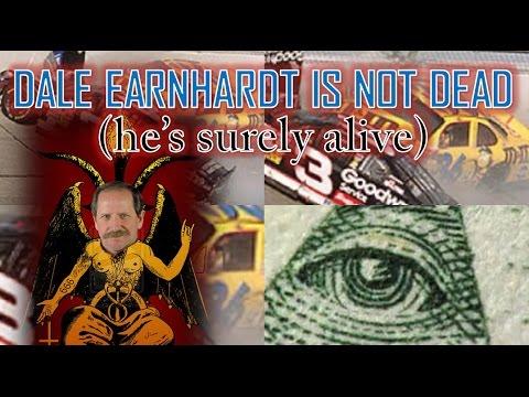 Response: DALE EARNHARDT IS STILL ALIVE!!