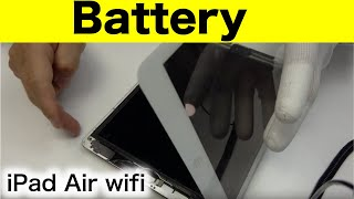 iPad Air wifi Battery Replacement