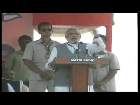 Live: Narendra Modi rally in Darjeeling, West Bengal