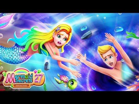 Mermaid Secrets27–Mermaid Princess for PC/Laptop Free Download - Windows 10/7