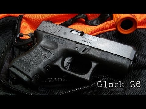 Glock 26 Review - Awesome Subcompact