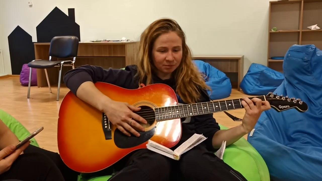Играют на гитаре ютуб
