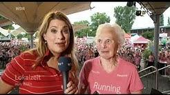 Lokalzeit aus Köln Women´s Run mit Manuela Klein