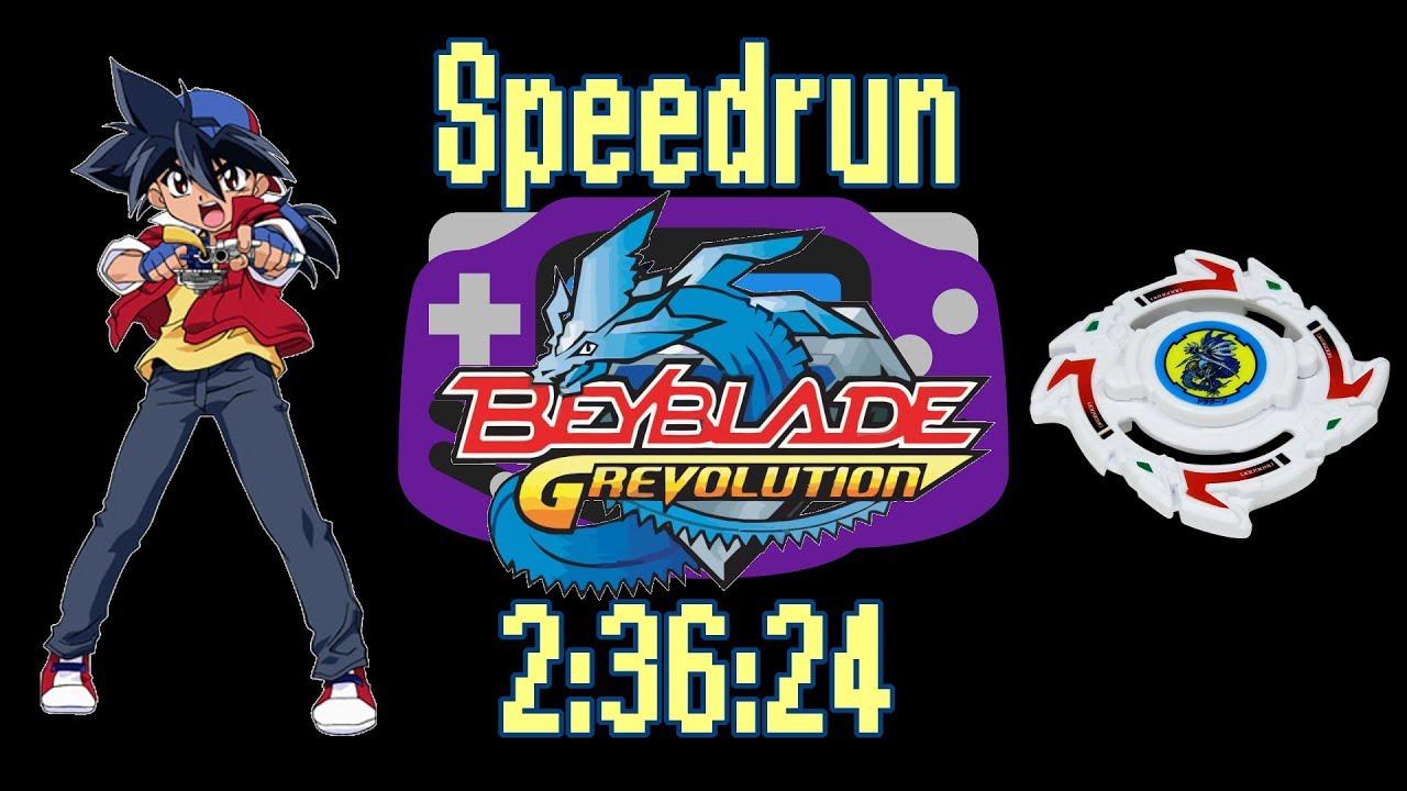 [Speedrun] Beyblade G-Revolution (GBA) - any% in 2:36:24