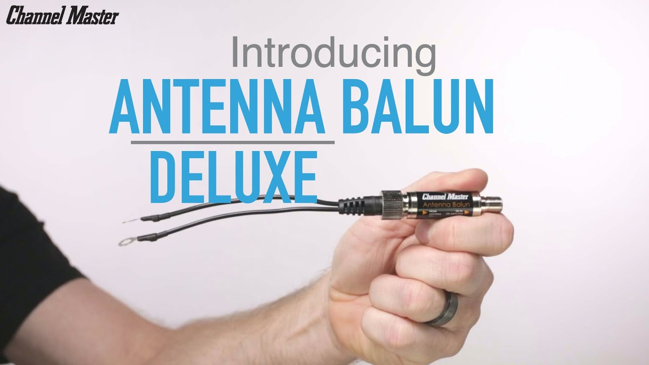 Introducing the Antenna Balun Matching Transformer Deluxe [CM-3203]