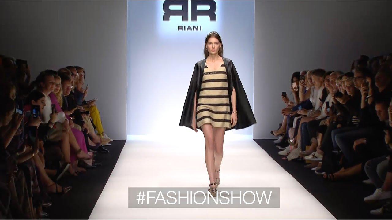 RIANI Spring/Summer 2020 - Mercedes-Benz Fashion Week Berlin
