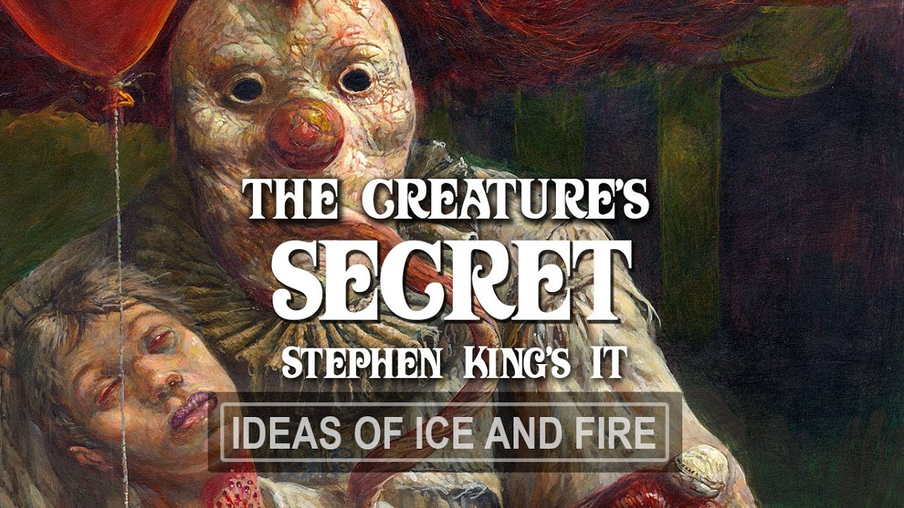 Stephen King's It: It's Greatest Secret - YouTube