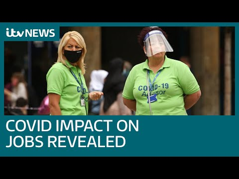 Unemployment rises as nearly 700,000 off UK payroll since March   ITV News