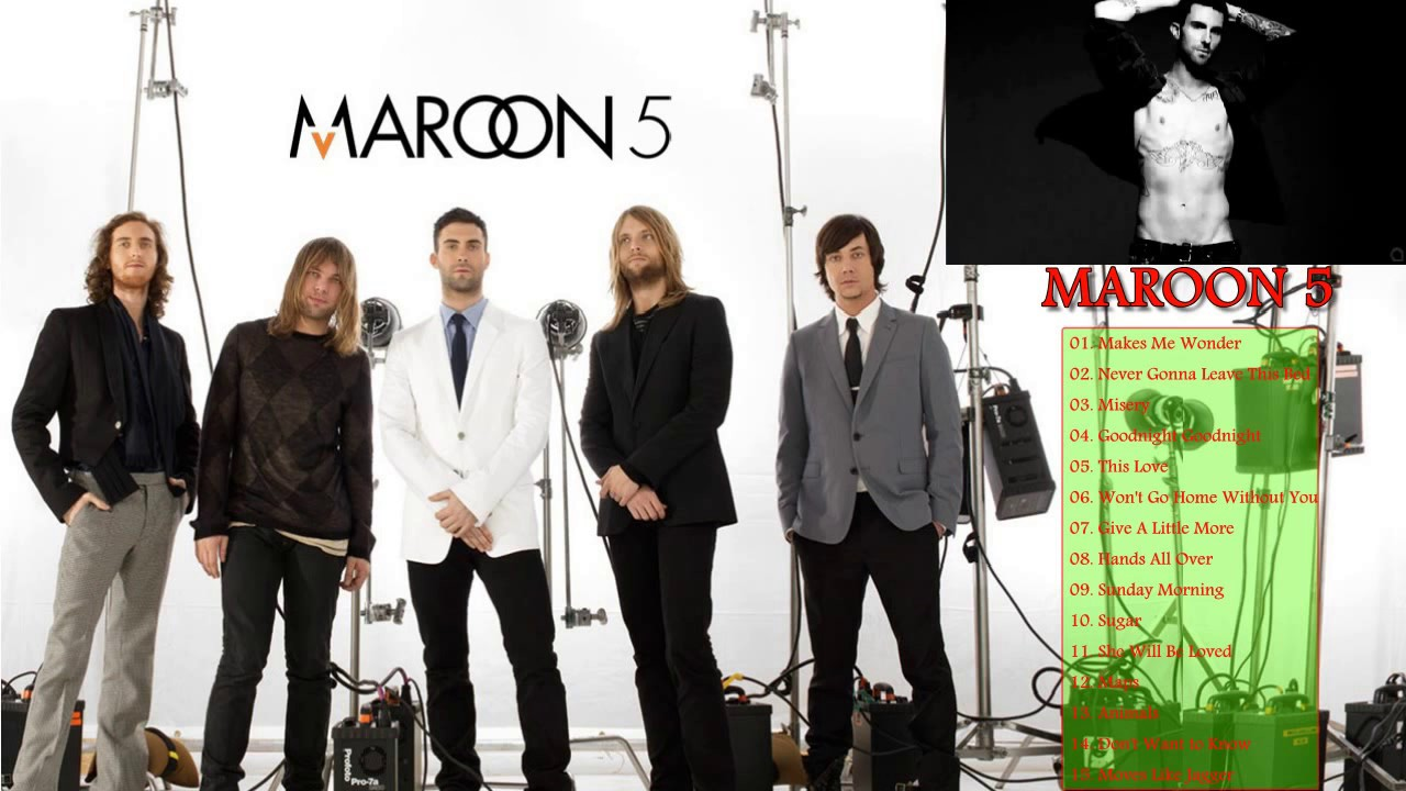 Download Maroon 5 Songs as MP3 for Offline Listening