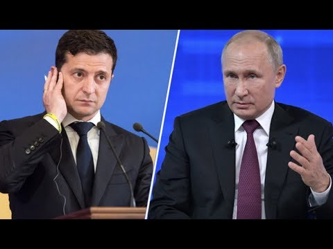 Путин впервые поговорил