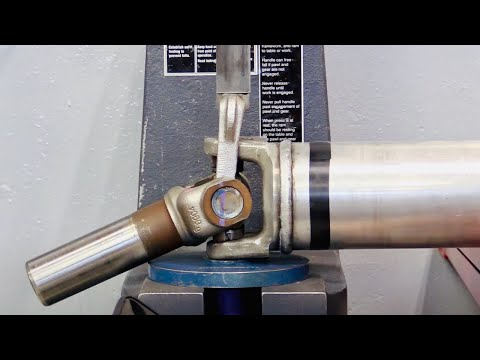 Universal Joints - Part 5: U-Joint Tools and Removal