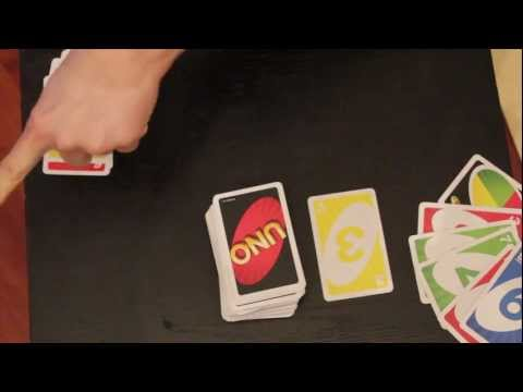 Uno - Kartenspiel