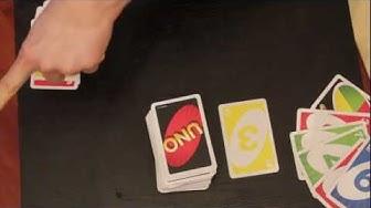 Uno - Kartenspiel - Spielregeln