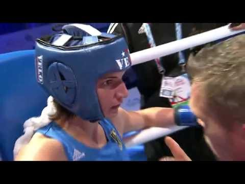 2016 AIBA Women's World Boxing Championships - Session  4B