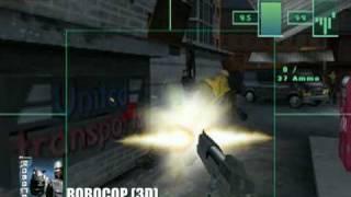 Robocop (3D) Gameplay (PC)