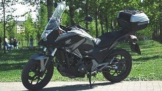 Honda NC750X огляд. Паркетний турэндурик