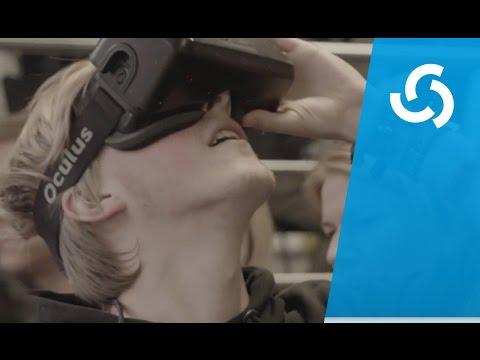 Willkommen in der Zukunft - Virtual Reality Day 2015 | Hochschule Fresenius