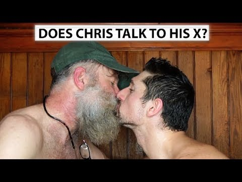 DOES CHRIS STILL TALK TO HIS X PARTNER?! (Q&A)