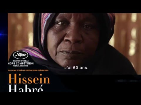 Extraits de Hissein Habre,une tragedie tchadienne. Mahamat Saleh Haroun2016
