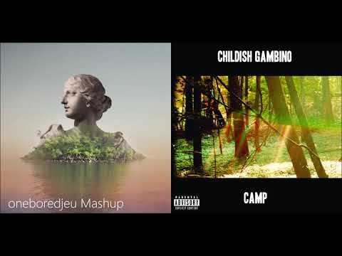 Heartbeat Fetish - Alina Baraz & Galimatias vs. Childish Gambino (Mashup)