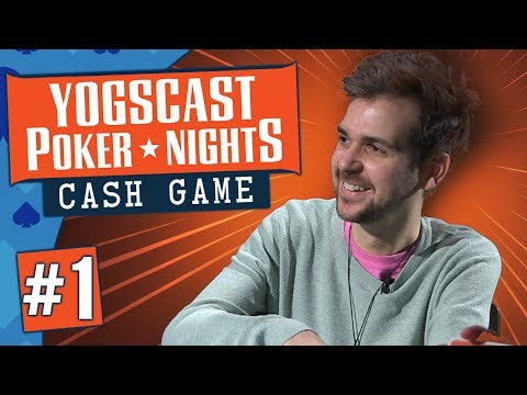 Yogscast Poker Nights - Cash Games #1 - Here Comes the Money - 동영상