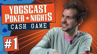 Yogscast Poker Nights | Cash Games #1 - Here Comes the Money