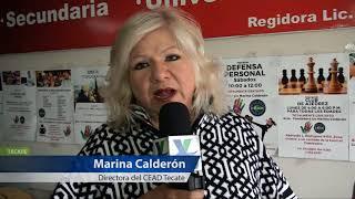 Convocatoria para todos los jóvenes: Lic. Marina Calderón