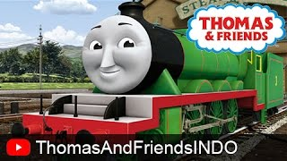 Thomas & Friends Bahasa Indonesia - Full Episode - Perbuatan Baik Henry