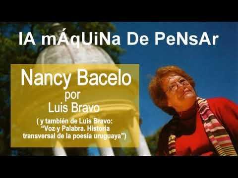 NANCY BACELO POR LUIS BRAVO Y UNA HISTORIA TRANSVERSAL - LMDP  25.04.12