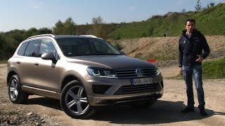Volkswagen Touareg 2015 | Il SUV di lusso che non si fa