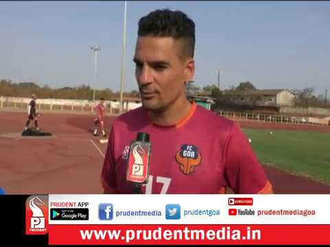 FC GOA-JAMSHEDPUR FC QUARTER-FINAL MATCH WILL BE VERY TOUGH, SAYS CARLOS PENA_Prudent Media Goa