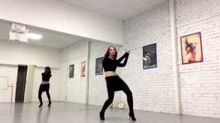 Go Go/ Ole dance (комбинация для начинающих)