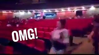 AVENGERS ENDGAME OPENING IN SINGAPORE. PEOPLE WENT CRAZY!