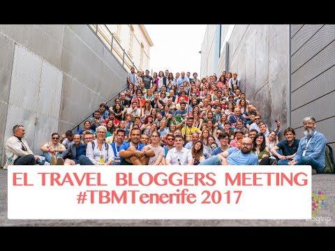 El Travel Bloggers Meeting #TBMTenerife - Tenerife Islas Canarias