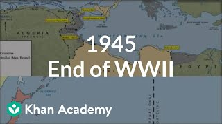 1945 - End Of World War II