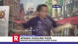 Pizza Juggling
