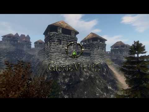 Gloria Victis Dev Log - Guild Controlled Territory & Plans for the World PVP Balance!