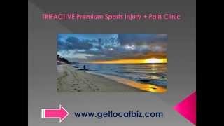 TRIFACTIVE Premium Sports Injury + Pain Clinic - Get Local Biz Thumbnail
