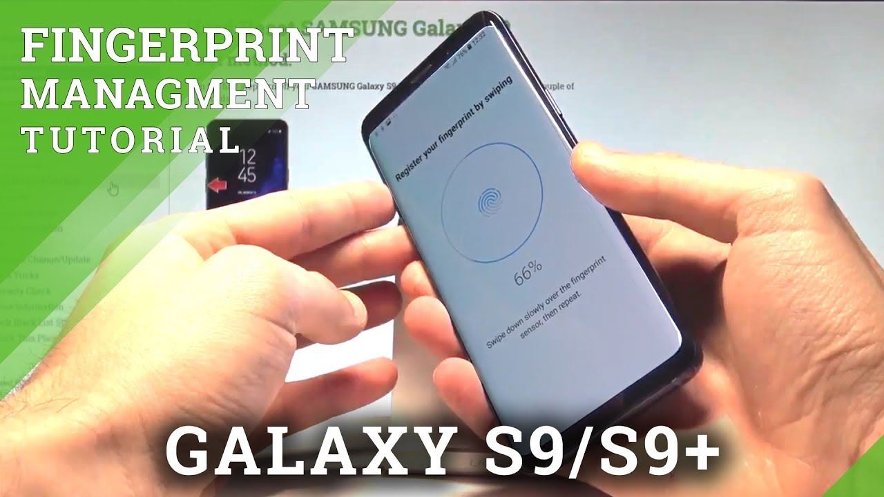 Add Fingerprint SAMSUNG J810G Galaxy J8 (2018) - HardReset info