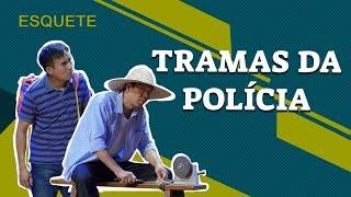 """Esquete – vídeo cristão """"Tramas da polícia"""" (Teatro cristão)"""